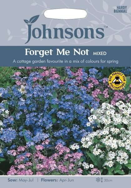 Forget Me Not Mixed