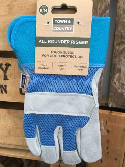 All Round Rigger Blue (M)